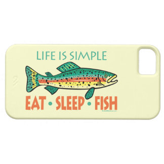 Funny Fishing iPhone SE/5/5s Case
