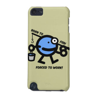 funny fishing iPod touch (5th generation) case