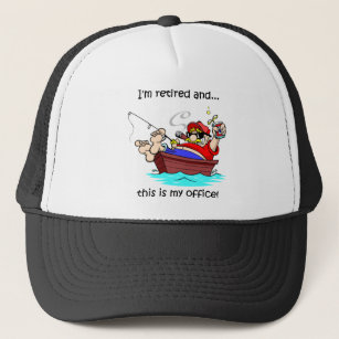 Retirement for fisherman gifts on zazzle for Fishing gag gifts