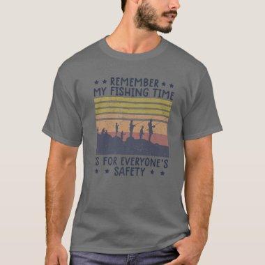Funny Fishing S For Men Fishing Mens Fishing Fishe T-Shirt