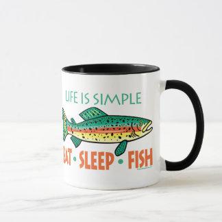 Funny Fishing Saying Mug