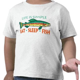 Funny Fishing Saying T-shirts