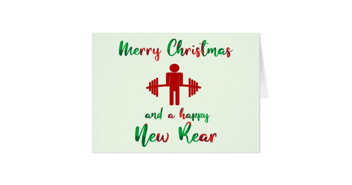 Fitness christmas cards fitness christmas greeting cards zazzle fitness christmas greeting cards zazzle m4hsunfo