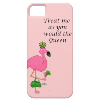Funny Flamingo iPhone 5 Barely There Case iPhone 5 Cases