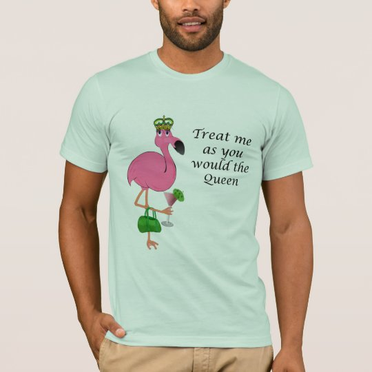 Funny Flamingo Mothers Day Shirt