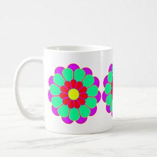 Funny Flower Power Bloom I Coffee Mug