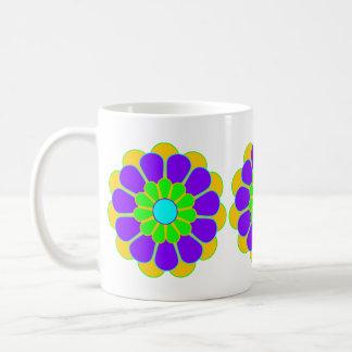 Funny Flower Power Bloom II Coffee Mugs