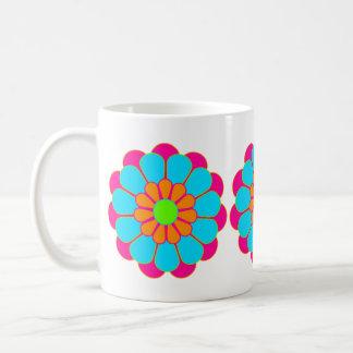 Funny Flower Power Bloom III Mugs