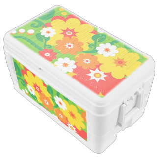 Funny Flower Power Wallpaper Cooler