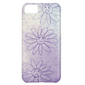 Funny Flowers iPhone 5 Case