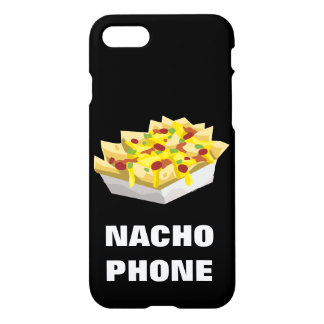 Funny Foodie Pun Nacho Phone iPhone 7 Case