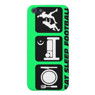 funny football iPhone SE/5/5s cover
