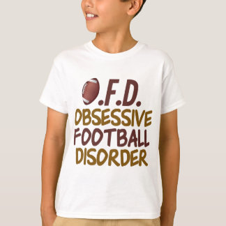 Funny Football Kids T-Shirt