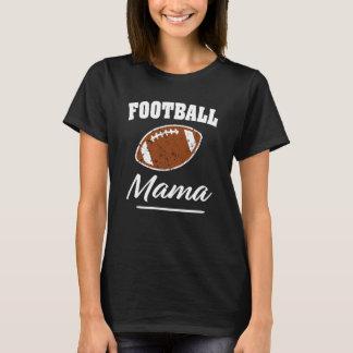 Funny Football Mama womens shirt
