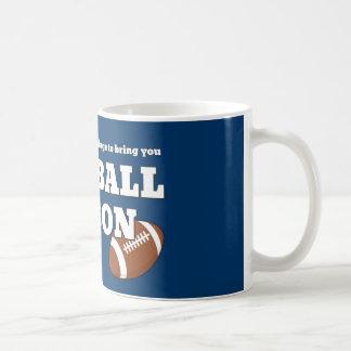 Funny Football Mug