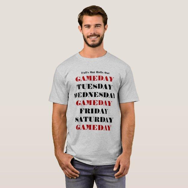 Funny Football Season T-Shirt