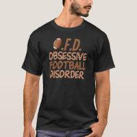 Funny Football T-Shirt