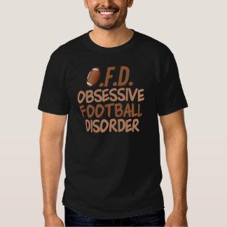 Funny Football Tee Shirt