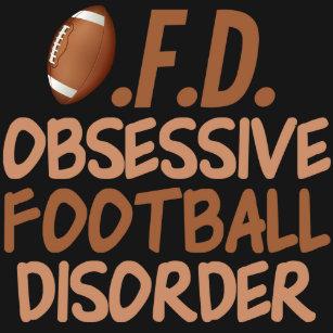 6055cae3d4 Funny Quarterback T-Shirts & Shirt Designs | Zazzle