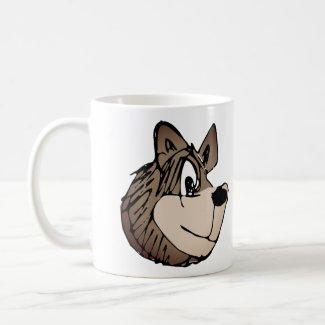 Funny Fox Coffee Mug