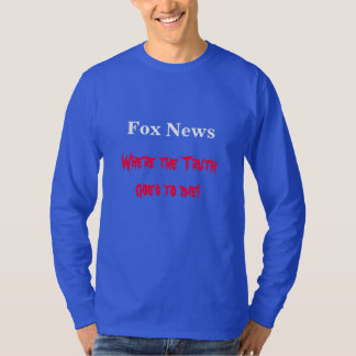 Funny Fox News Shirt