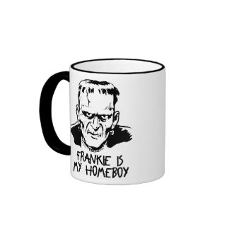 Funny Frankenstein Halloween Mug/Cup