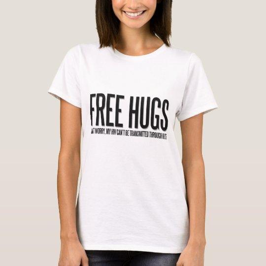 FUNNY FREE HUGS T-Shirt