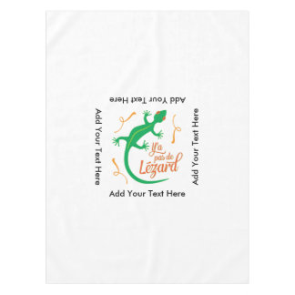 Funny French Expressions: There's No Lizard Tablecloth