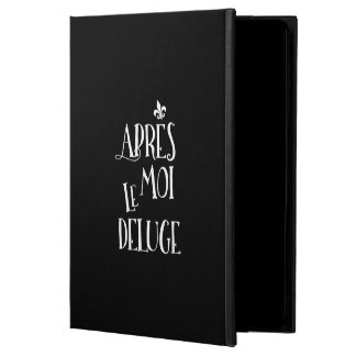 Funny French History Apres Moi Le Deluge Powis iPad Air 2 Case