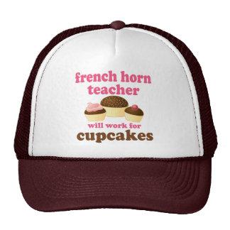 Funny French Horn Teacher Mesh Hat