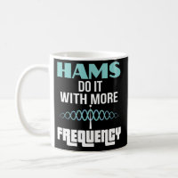 Mug Best Birthday Christmas Jobs HAM RADIO OPERATOR Gift Funny Trump