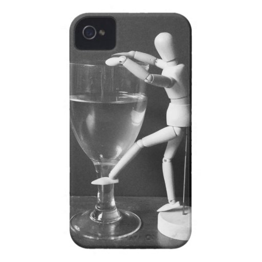 Funny Friday Feeling Still Life Humor Photograph Case-Mate iPhone 4 Cases