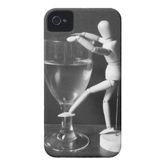 Funny Friday Feeling Still Life Humor Photograph iPhone 4 Case-Mate Case