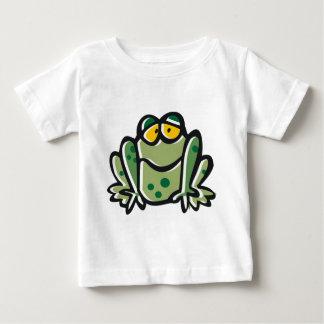Funny Frog Cartoon Baby T-Shirt