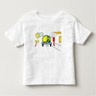 """Funny Frog T-Shirt: """"You Want Flies with That? Toddler T-shirt"""