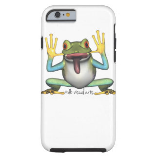 Funny Frog Tough™ iPhone 6 case