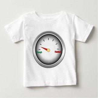 funny fuel gauge smiler baby T-Shirt