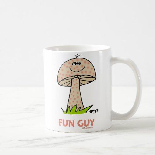 Funny FUN GUY Christmas Gift Coffee Mug