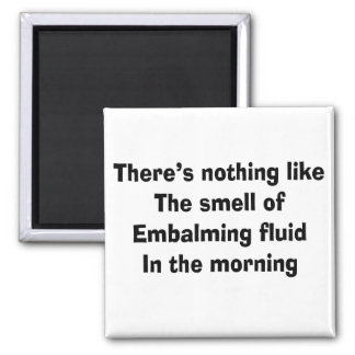 Funny Funeral Director Gifts Fridge Magnets