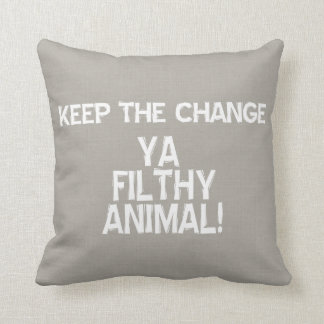 Funny, Funny Christmas Pillow | Home Alone