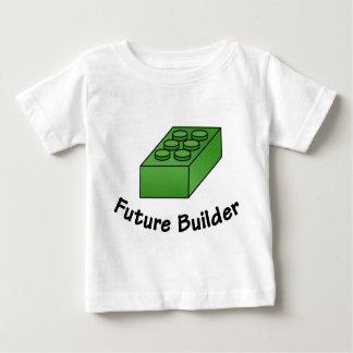 Funny Future Builder - Block Illustrations T Shirts