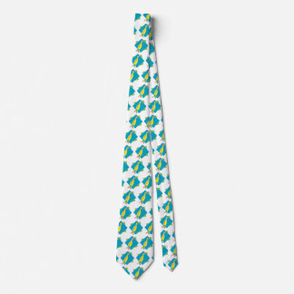 funny gag humorous rubber chicken tie