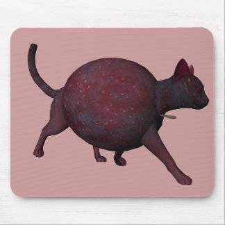 Funny Gage Cat Mouse Pad