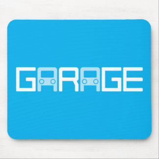 """Funny """"Garage"""" Puzzle Mousepad"""