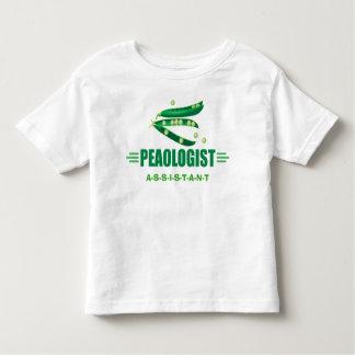 Funny Garden Peas Toddler T-shirt