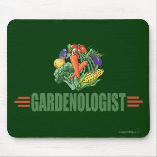 Funny Gardener Mousepads