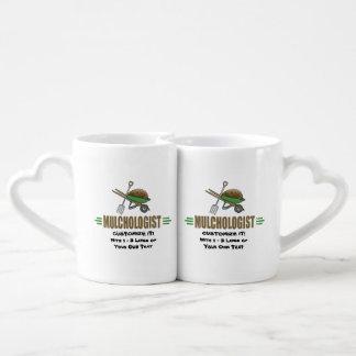 Funny Gardening Coffee Mug Set