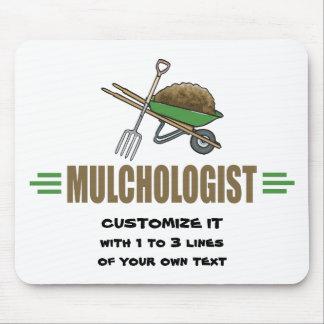 Funny Gardening Mousepads