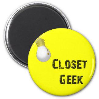 Funny Geek Magnet