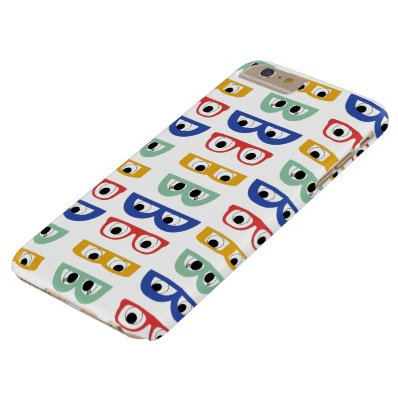 Funny Geeky Googly Eyes, multicolor, Unisex Case